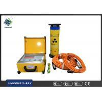 Quality Pipeline Welding Parts Aerospace Chemical NDT X Ray Defect Checking Machine wholesale