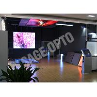 Quality SMD Ultra Thin large Stage LED Screens Video Wall 2.5 mm Pitch 1200 Nits wholesale