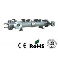 Buy cheap Screw Chiller Part Tubular Heat Exchanger Water Cooled Evaporator from wholesalers