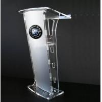 Quality Modern Acrylic Jewelry Display Case And Clear Acrylic Lectern Stand wholesale