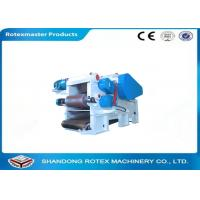 Quality Large Output Leaves Branches Disc Wood Chipper Machine with 4m Feed Conveyor wholesale