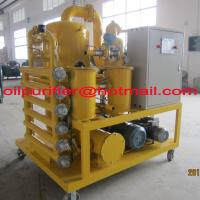 Quality Onsite Transformer Oil Purification Plant, Insulation Oil Filtration System,degassing wholesale