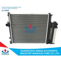 Quality Eco Friendly BMW Aluminum Radiator / BMW Car Radiator 132mm Core Thickness wholesale