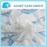 China High Quality 50%Polyester and 50%Cotton knitted hosiery fabric for lady dress on sale