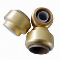 Quality Brass Radiator Valves with EPDM O-ring and POM Plastic wholesale