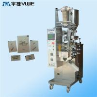 China Automatic granule/grains packing machine for salt, white sugar,beans (PLC type) on sale