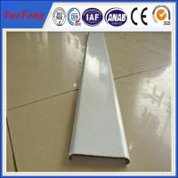 China Hot! customized extruded aluminum profiles, 300mm width aluminum panel on sale