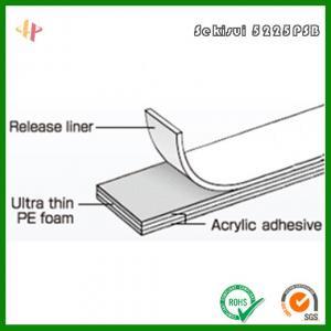 Quality SEKISUI 5225PSB functional waterproof foam tape _ SEKISUI 5225PSB high performance foam tape wholesale