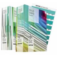 Quality 2014 Version PANTONE SOLID CHIPS Coated&Uncoated Color Card wholesale