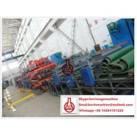 China Grade A Fire Resistant Magnesium Oxide Board Production Line with Surface Treatment on sale