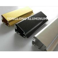 Quality Standard Aluminum Curtain Wall Profile , Aluminum T Slotted Framing System wholesale