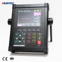 Quality NDT Ultrasonic Testing Equipment FD201 with 3 staff gauge Depth d , level  p , distance s wholesale