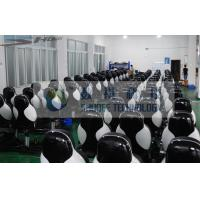 Quality Indoor Motion Theater Chair With Push Back Effect / Vibration Effect wholesale
