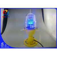 Quality AH-HP/E PC cover and green led elevated heliport lighting , Helipad elevate perimeter light wholesale
