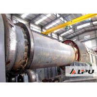 Quality Environmental Friendly Rotary Kiln in Cement Metallurgy and Refractory Material wholesale