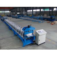 Quality Automatic Standing Seam Profile Roof Roll Forming Machine 16 Forming Stations wholesale