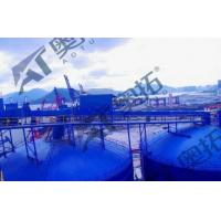 Quality Width 120mm~1000 Mm Air Slide Conveyor Bule Color With Capacity 1200t/H wholesale