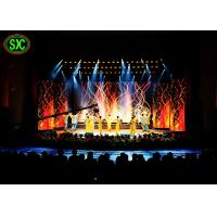 Quality P3 indoor full color Stage Music Rental Use Concert LED Screen,stage led screen wholesale