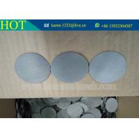 Quality 24*110 Mesh 0.35/0.25mm Stainless Steel Dutch Woven Wire Mesh Extrusion Filter Screen wholesale
