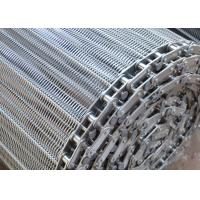 Quality Customized Food Grade Spiral Wire Mesh Chain Conveyor Belt For Baking wholesale