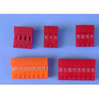 Quality 2.54mm Pitch IDC Connector Red Color with Applicable Wire  AWG #22 - #28 wholesale