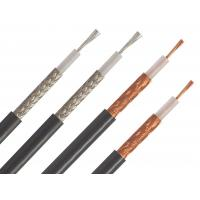 Buy cheap 50 OHM MIL-C-17 Coaxial CCTV Cable RG58 from wholesalers