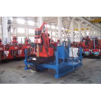 Quality Hydraulic Chuck Crawler Drilling Rig Mechanical Drive Anti-vibration wholesale