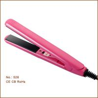 China Competitive Price Wonderful Professional Hair Straightener in Cute Color on sale