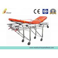 Quality Waterproof Foldable Automatic Loading Stretcher Aluminum Alloy Emergency Stretcher (ALS-S005) wholesale