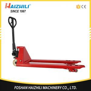 Quality Popular warehouse Handling Equipment CBY AC 3.5 Ton Manual Hydraulic Pallet Truck wholesale