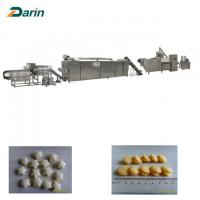 Quality Automatic Twin Screw Food Extruder Machine Various Shapes Of Extruded Food wholesale