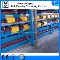 Quality 11 Rows Roller Sandwich Panel Machine Line, Sheet Metal Roll Forming Machines wholesale