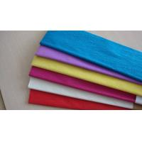 China color crepe paper on sale