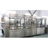 Quality Small Beer Alcoholic Drink Production Line 100ml - 2500ml 12000 BPH Silver Gray wholesale
