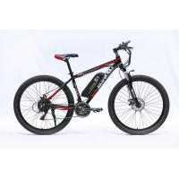 Quality Full Suspension Black Waterproof Portable Electric Bike 36v 250w High Performance wholesale