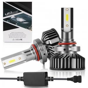 Quality Super White 12V 24V COB Led Car Headlight Bulbs With 50000 Hours Lifespan wholesale