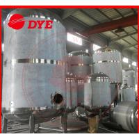 Quality DYE Manual Insulated Bright Beer Tank , Stainless Steel Storage Tank wholesale