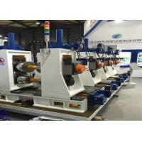 Quality LW200 Steel Square Pipe Making Machine Tube Mill Line High Speed wholesale