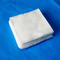 Quality Colorful Medical Gauze Pads For Absorbing Blood And Exudates Folded Edge wholesale