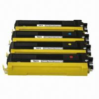 Quality Compatible Color Printer Toner Cartridge for Brother TN210, Available in CMYK Color wholesale