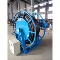Quality Five  Reel Groove Electric Cord Reel With Additional Turnover Anchor wholesale