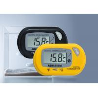 Quality Compact Design Plastic Fish Tank Thermometer ABS Plastic Material For Aquarium wholesale
