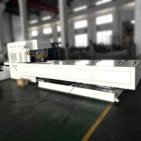 Quality OD 20 - 630mm Plastic PVC Pipe Belling Machine U Style Fan Cooling Method wholesale