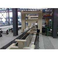 Cheap AAC Cutting Platform / Automatic Concrete Block Making Machine / AAC Block Line for sale