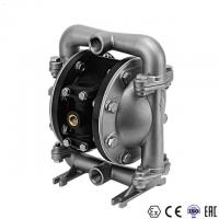 China High Viscosity Pneumatic Diaphragm Pump Strong Temperature Resistance on sale