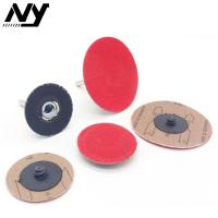 Quality Metal Roloc Polishing Discs , Quick Change Sanding Discs 2 Inch 3 Inch High Speed wholesale