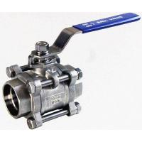 China High quality 3PC Stainless Steel Socket Weld Ball Valve Hot sale!!! on sale