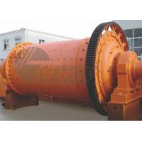 Quality High Capacity 380KW Sand / Cement Ball Mill Process 380KW High Power wholesale