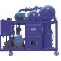 China Double-Stage Highly Effective Vacuum Insulating Oil Purifier (Series ZYD) on sale