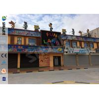 Quality Visual Feast 9D Immersive Theater 9D Cinema With Electric , Pneumatic , Hydraulic System wholesale